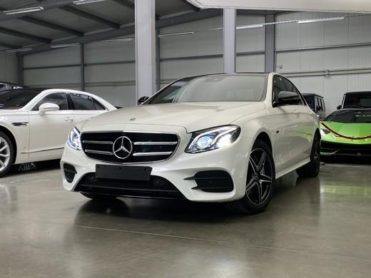Mercedes E 300de Diesel- Hybrid AMG Line - 400232